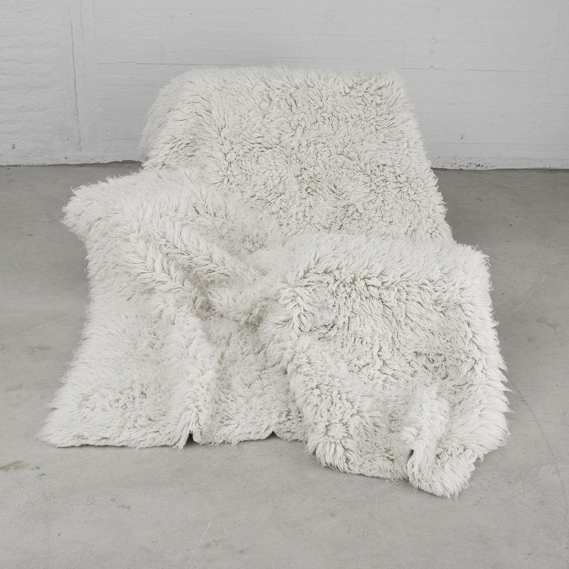 NIGHT WHISPERER GULVTEPPE BONE WHITE 200X300CM